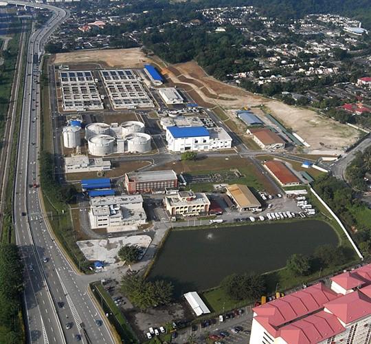 Sewage treatment plant Malaysia