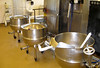 Much of the donated kitchen equipment in the Chilton Food Innovation Center came from Auburn University's Foy Hall, formerly Foy Student Union.