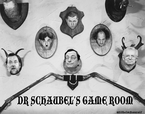 DR SCHAEBELS GAME ROOM by Colonel Flick
