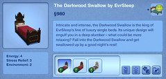 The Darkwood Swallow by EvrSleep