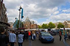 Square Nieuwmarkt