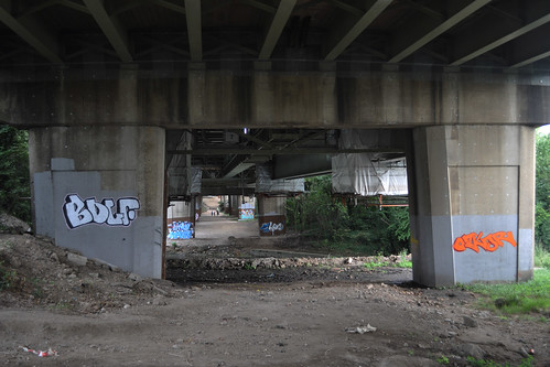 Back under the M4