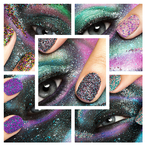 MUA  NEW Nail Constellation
