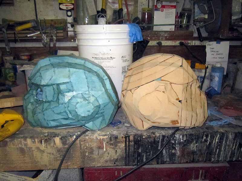 BE Helmet Comparison