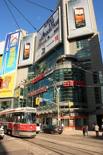 Dundas Sq. - Toronto, Ontario - Canada