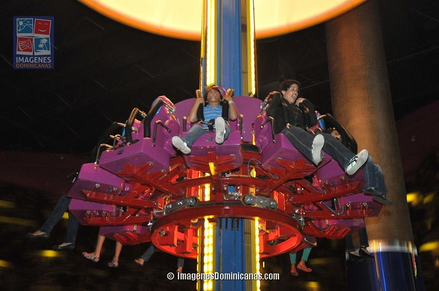 Parque Screamland en Agora Mall