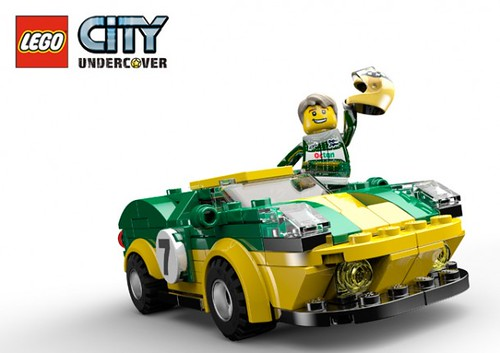 Pre-order Bonus for LEGO City Undercover is a Minifig
