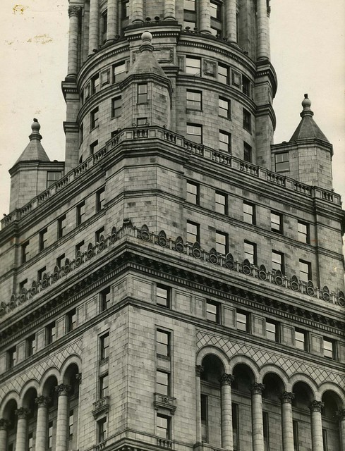View of Terminal Tower, October 10, 1931