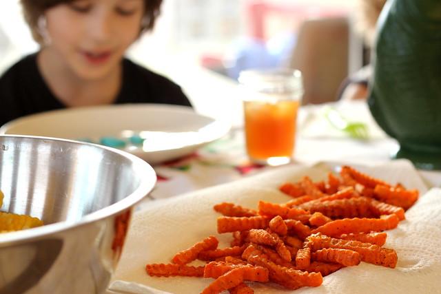 back to school feast 2012