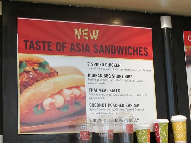 Cafe Metro Sandwich