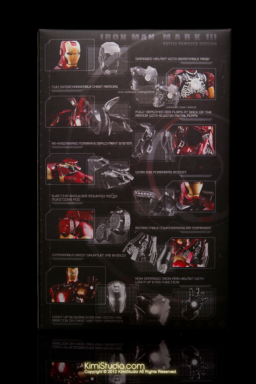 2012.09.13 MMS110 Hot Toys Iron Man Mark III 戰損-002
