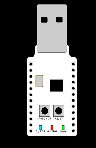 Minimus Pin Layout v1.2