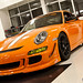 Champion Motorsport - Porsche 997 GT3RS with HRE P40S in Satin Black