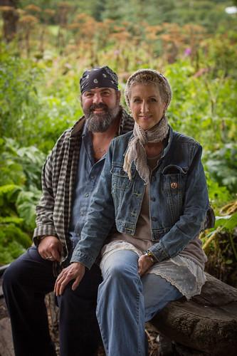 Darren and Lorraine