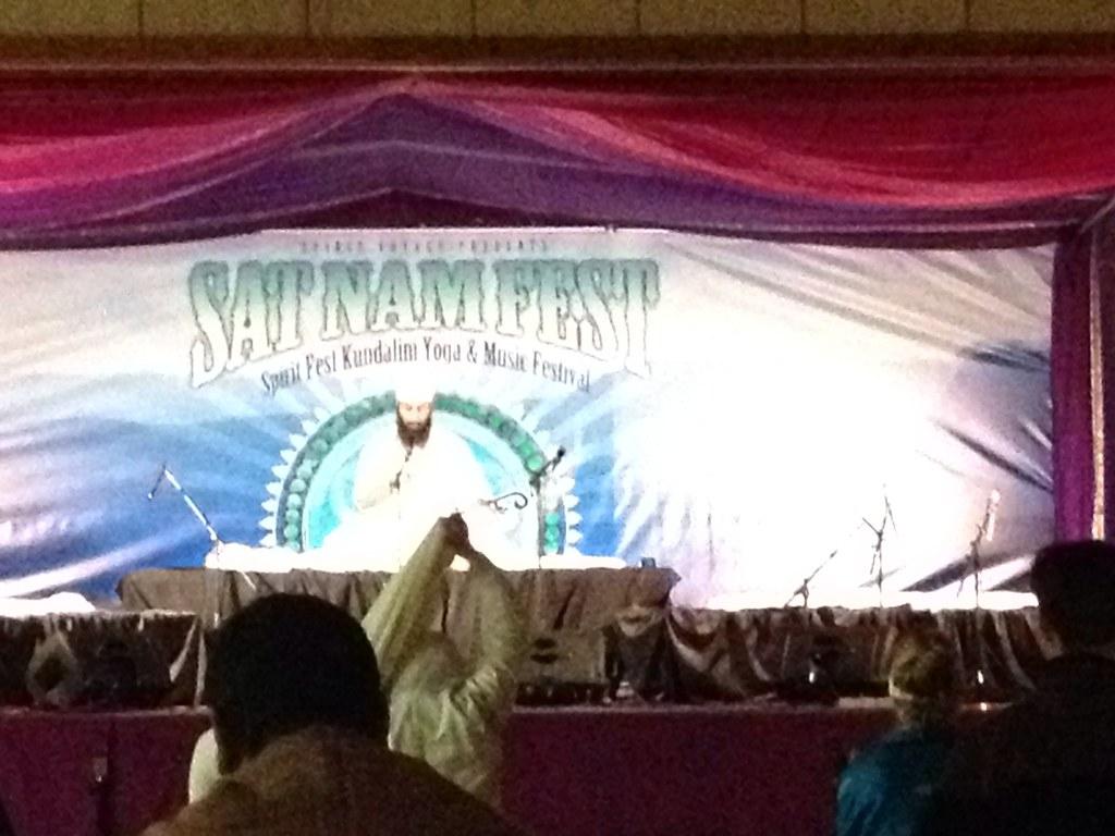 Sat Nam Fest East Day 2…..