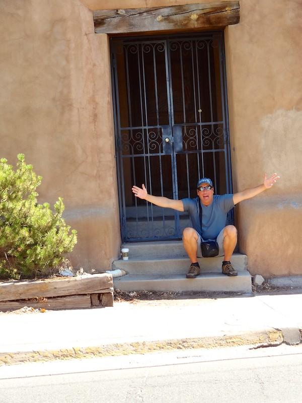Dan in Santa Fe