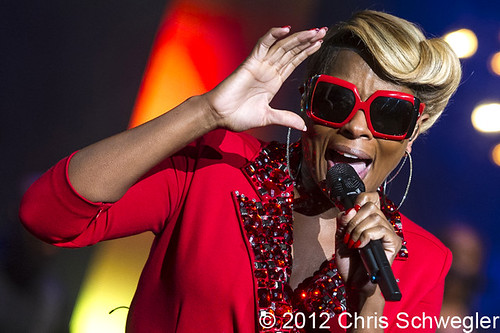 Mary J. Blige - 09-14-12 - Liberation Tour, DTE Energy Music Theatre, Clarkston, MI