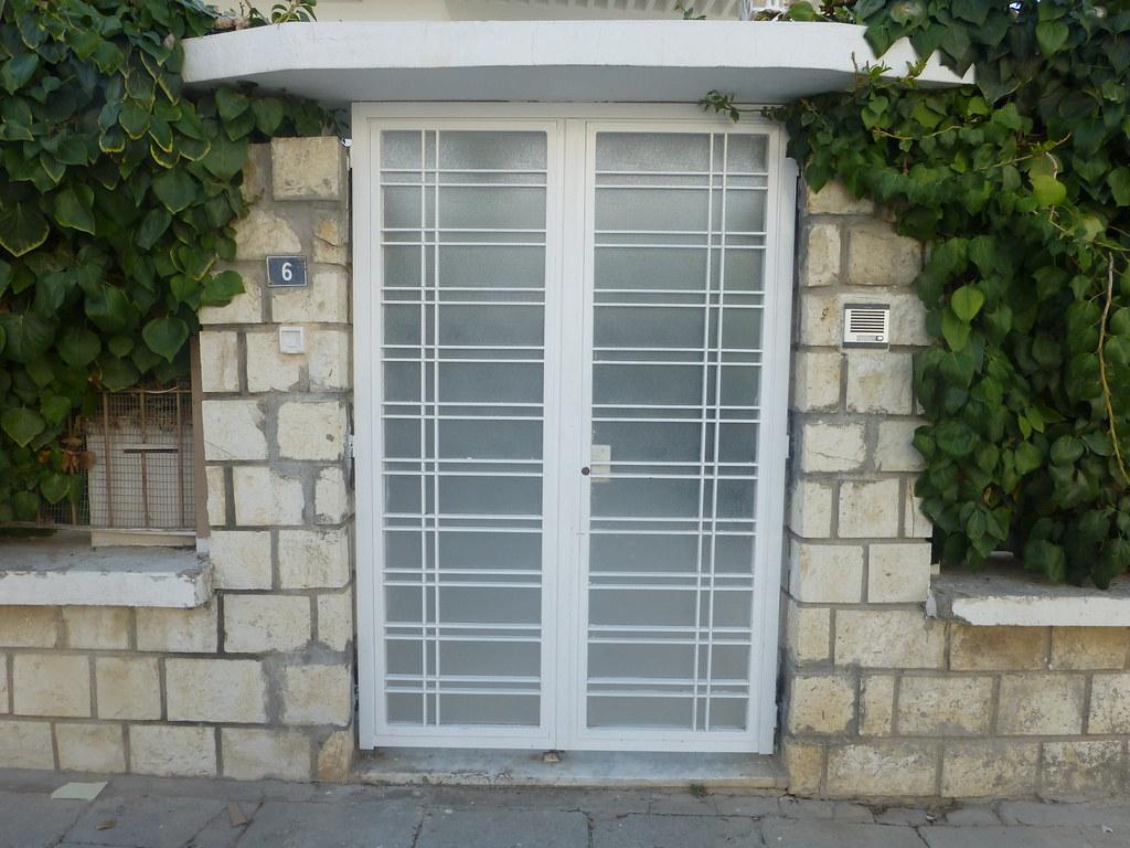 Cool porte extrieure tunis porte extrieure en fer forg with porte en fer forge exterieur for Porte villa en fer