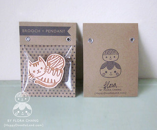 Brooch Packaging