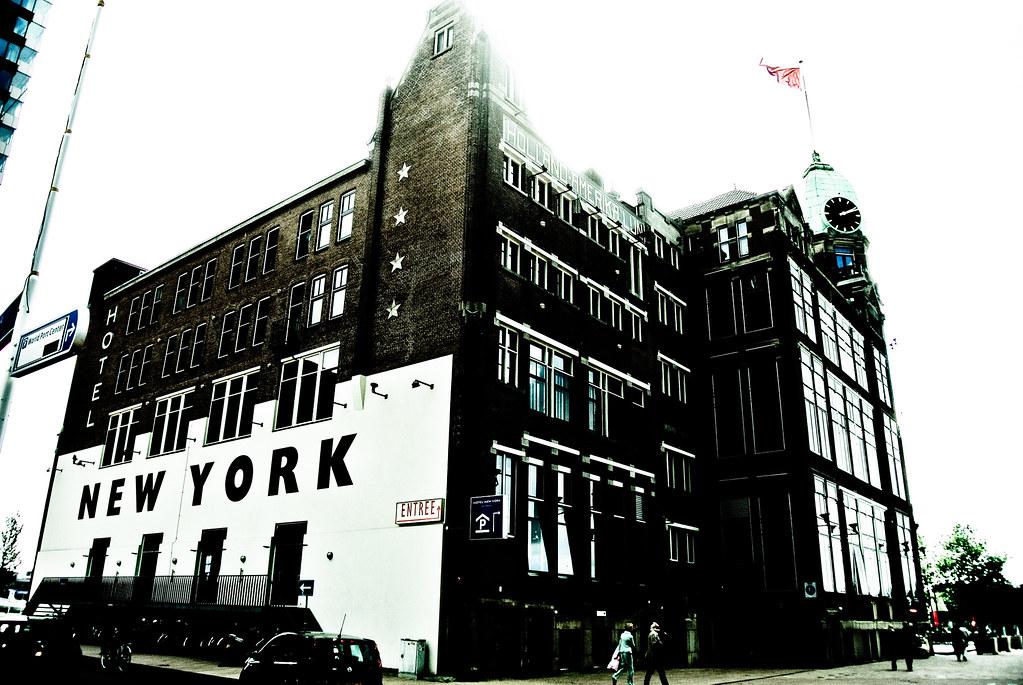 Hotel New York, Rotterdam
