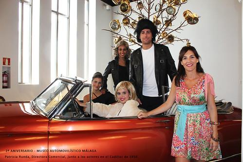 Museo Automovilistico de Málaga