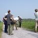 Naturetrek group at Shapwick