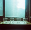 Four glasses by C.Kunta