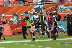 Oakland Raiders v Miami Dolphins