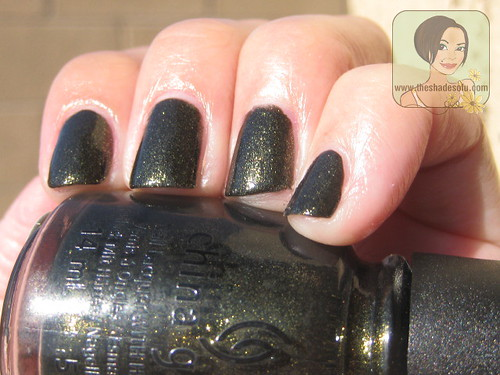 China Glaze Wicked