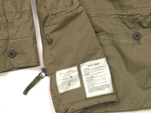 RRL / Utility Jacket
