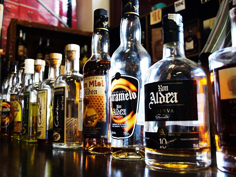 Rum Factory, San Andrés, La Palma