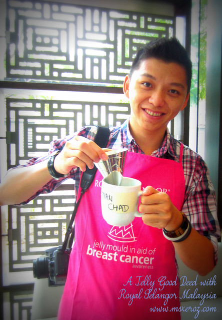 Royal Selangor Malaysia Jelly Making Workshop Breast Cancer Awareness (10)