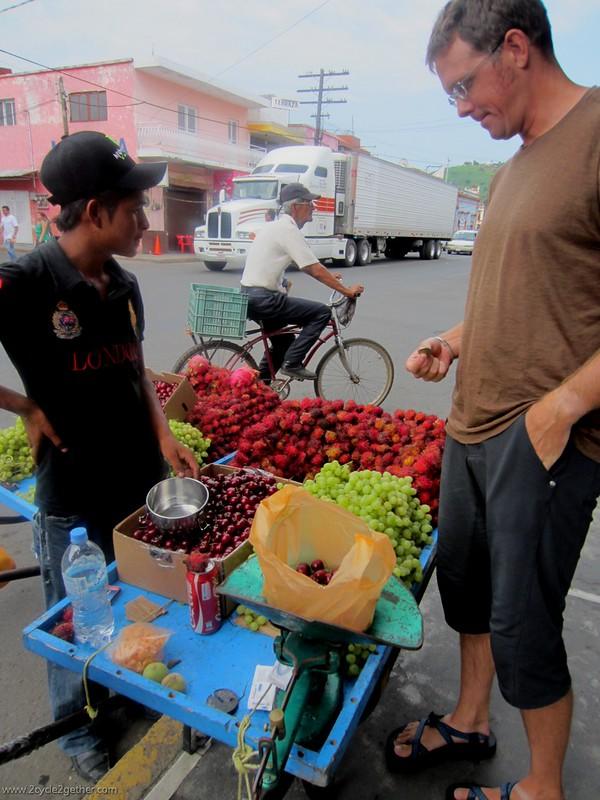 Fruit Vendor, Ixtlán del Rio, Nayarit