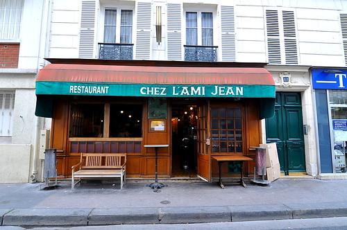 Chez l'Ami Jean - Paris