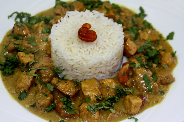 Curry Mixto 165