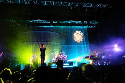 Keane - Live @ Taipei Show Hall 2, Taipei, Taiwan 09/22/2012