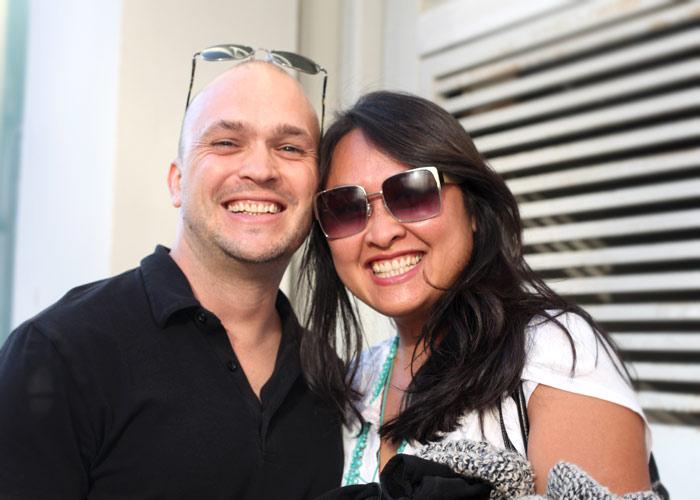 Todd & Diane