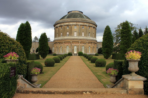 Ickworth - rotunda