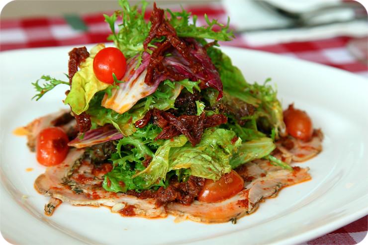 Piglet-Salad