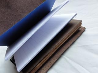 Quadrille Notebook Refill
