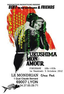 Fukushima mon amour finissage