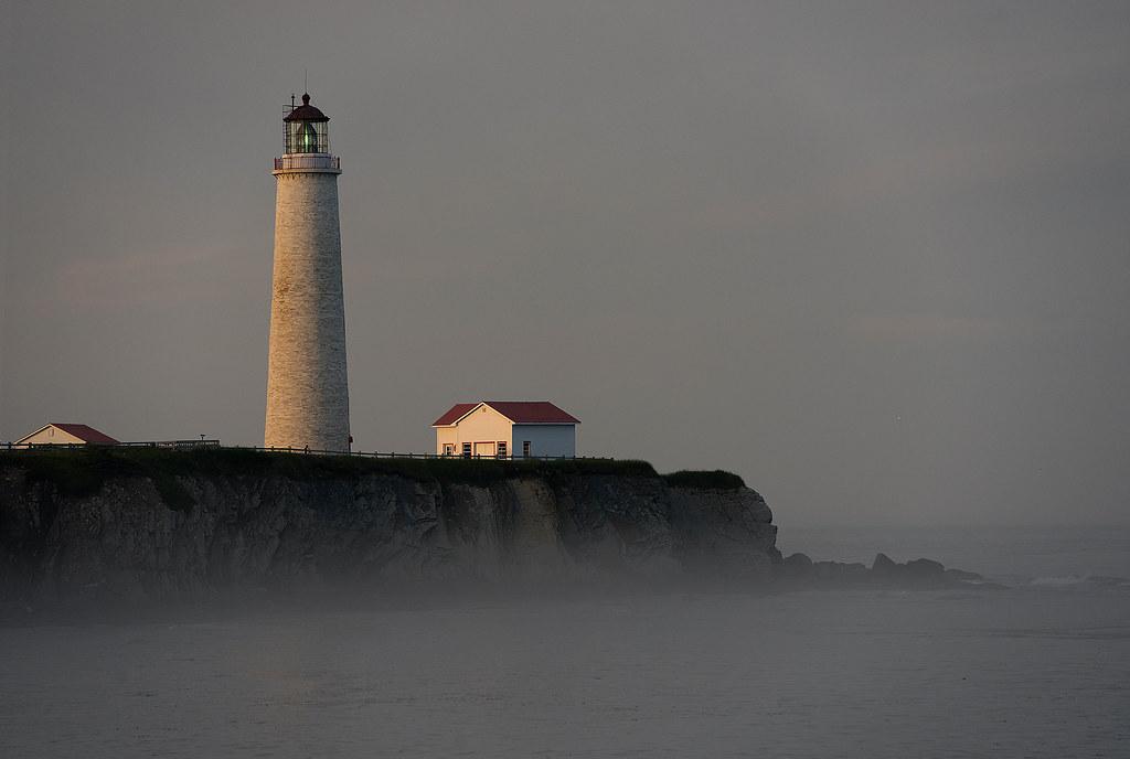 Cap-de-Rosiers Lighthouse