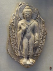Moulded Plaque of the Buddha