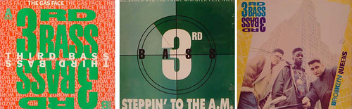 3rd bass label 12 collage BL