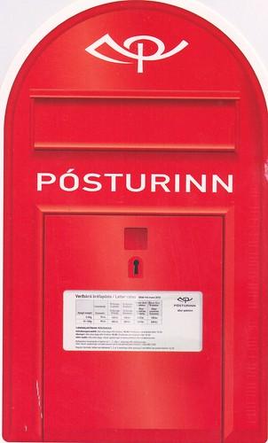 Icelandic Mailbox