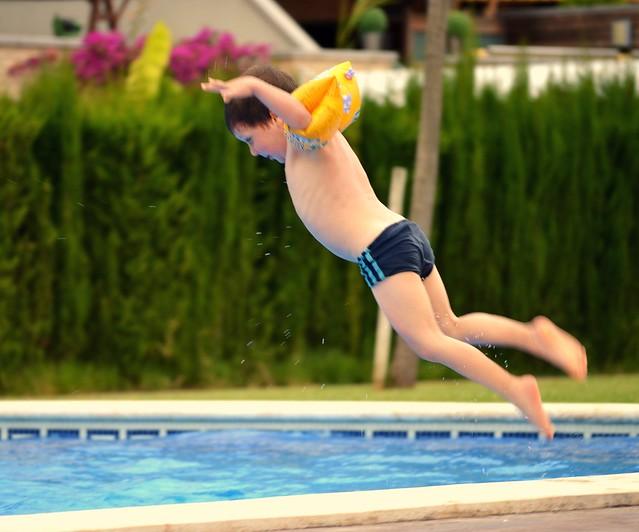 Milo piscine 2