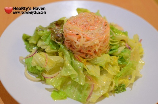 Clucky's Crab Salad
