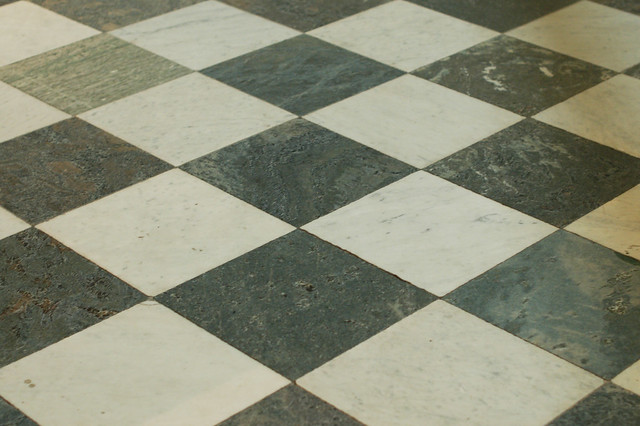 Nationalmuseum floor
