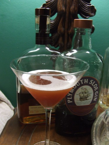 Black Hawk Cocktail
