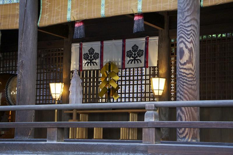 諏訪大社 秋宮
